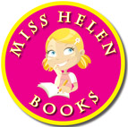My new Miss Helen Books logo