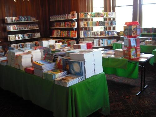 BookGarden library Ipswich festival