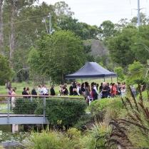Wedding at Underwood Park, Brisbane